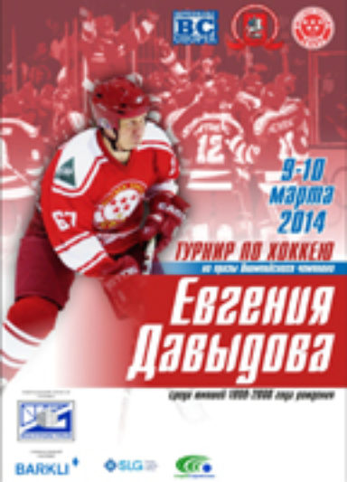 Турнир на призы Давыдова Е.В. 2014 г.