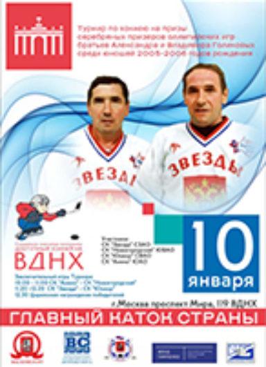 Турнир на призы братьев Голиковых 2015 г.
